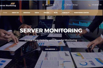 24x7 server monitoring