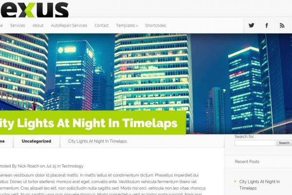 nexus-theme