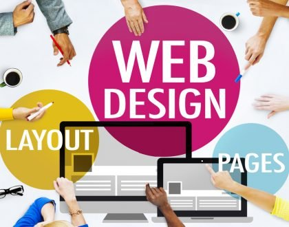 web design - internet marketing