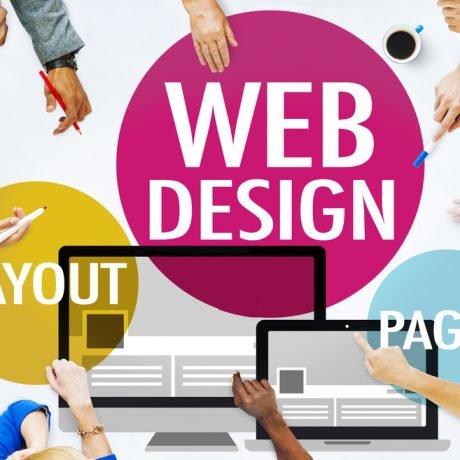web design - internet marketing