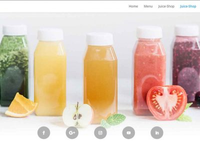 juice-shop-menus