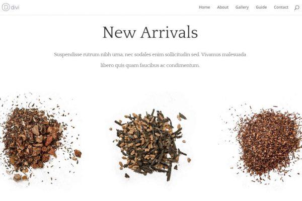 tea-arrivals