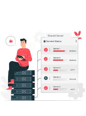Shared Server (1)